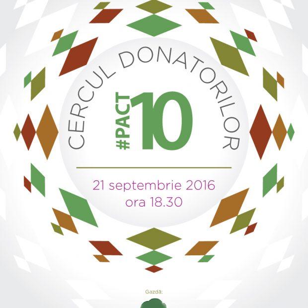 Cercul Donatorilor PACT