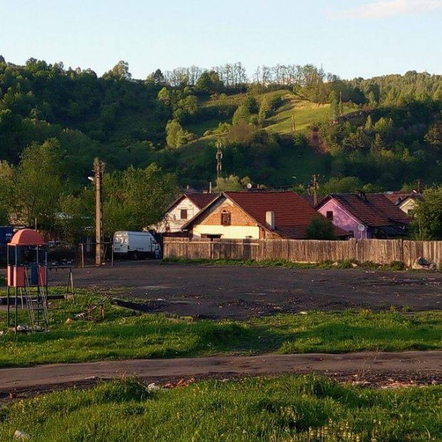 Community development in Valea Jiului