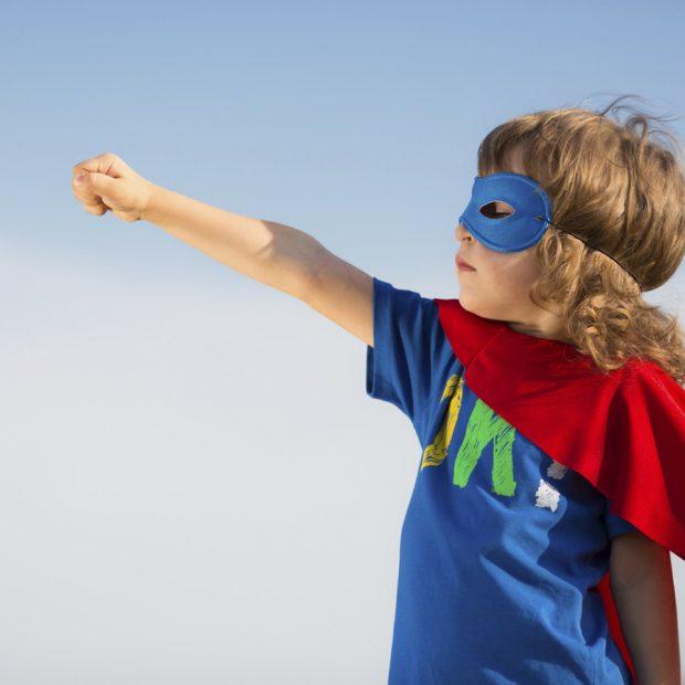 Hai în echipa oamenilor cu superputeri!